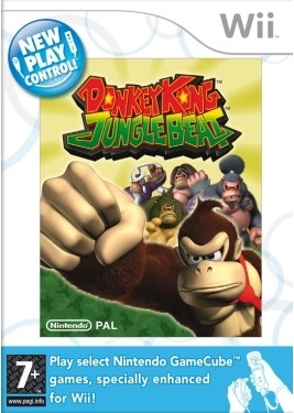 Boxshot New Play Control! Donkey Kong Jungle Beat