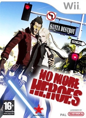 Boxshot No More Heroes