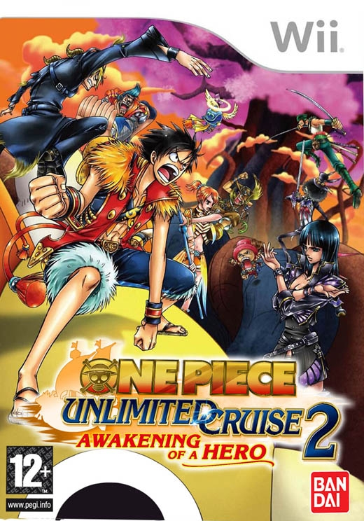 Boxshot One Piece Unlimited Cruise 2: Awakening of a Hero