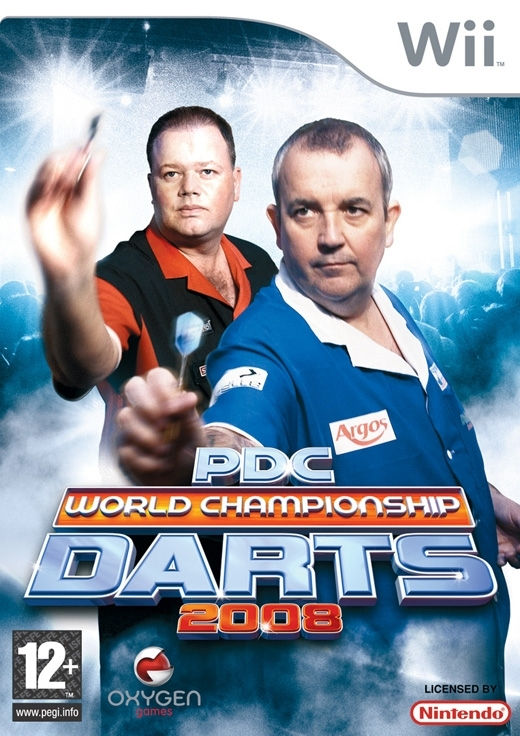 Boxshot PDC World Championship Darts 2008