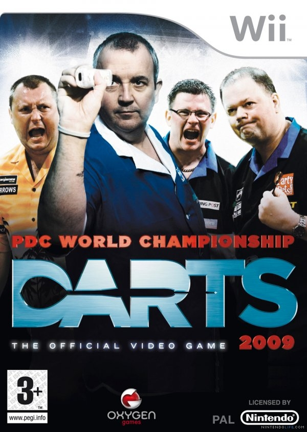 Boxshot PDC World Championship Darts 2009