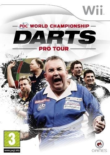 Boxshot PDC World Championship Darts: Pro Tour