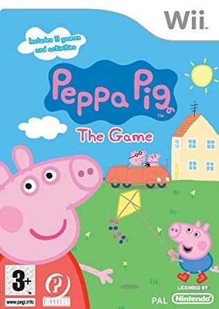 Boxshot Peppa Pig: The Game