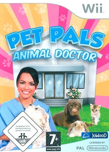 Boxshot Pet Pals: Animal Doctor