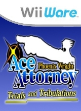 Boxshot Phoenix Wright Ace Attorney: Trials and Tribulations