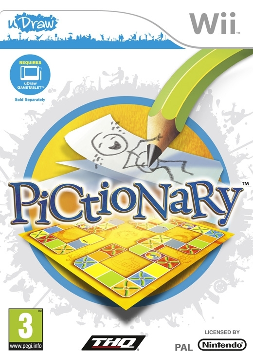 Boxshot Pictionary (uDraw)
