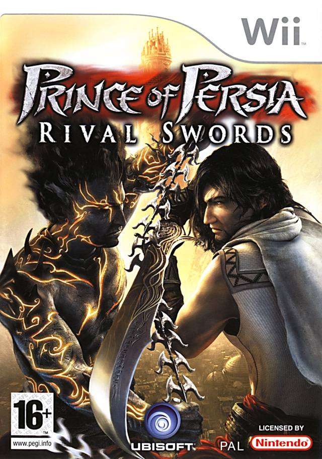 Boxshot Prince of Persia: Rival Swords
