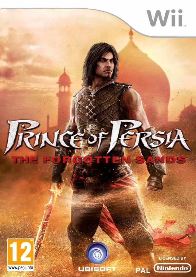 Boxshot Prince of Persia: The Forgotten Sands