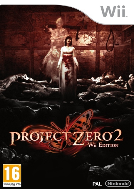 Boxshot Project Zero 2: Wii Edition