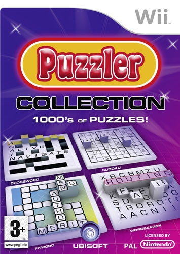 Boxshot Puzzler Collection