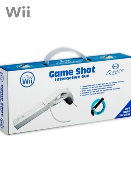 Boxshot Qware Game Shot Gun
