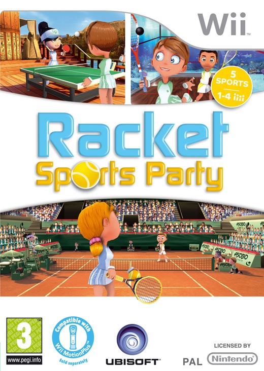 Boxshot Racket Sports Party