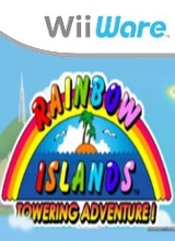 Boxshot Rainbow Islands: Towering Adventure!