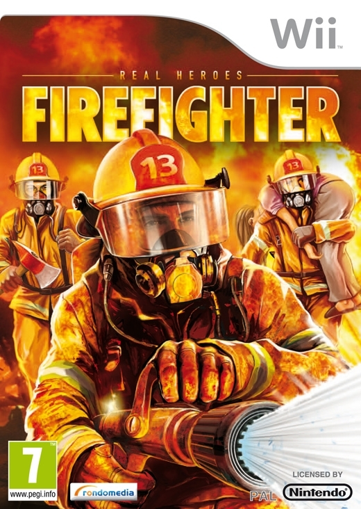 Boxshot Real Heroes: Firefighter