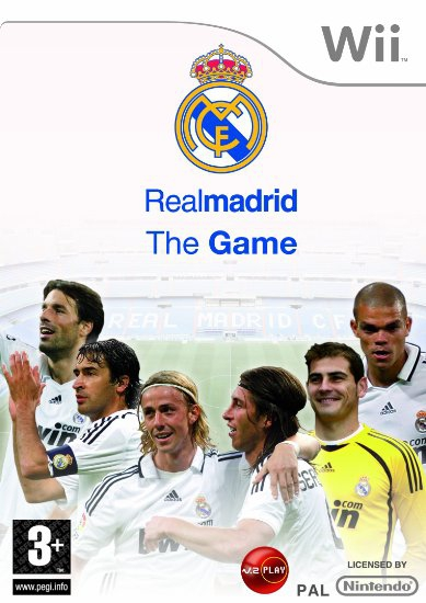 Boxshot Real Madrid: The Game