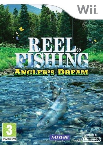 Boxshot Reel Fishing: Angler's Dream