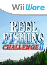 Boxshot Reel Fishing Challenge II
