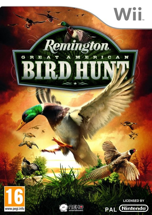 Boxshot Remington Great American Bird Hunt