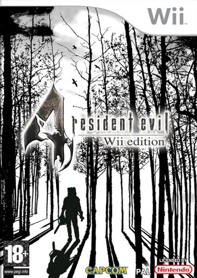 Boxshot Resident Evil 4: Wii Edition