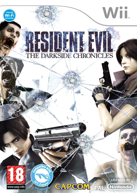 Boxshot Resident Evil: The Darkside Chronicles