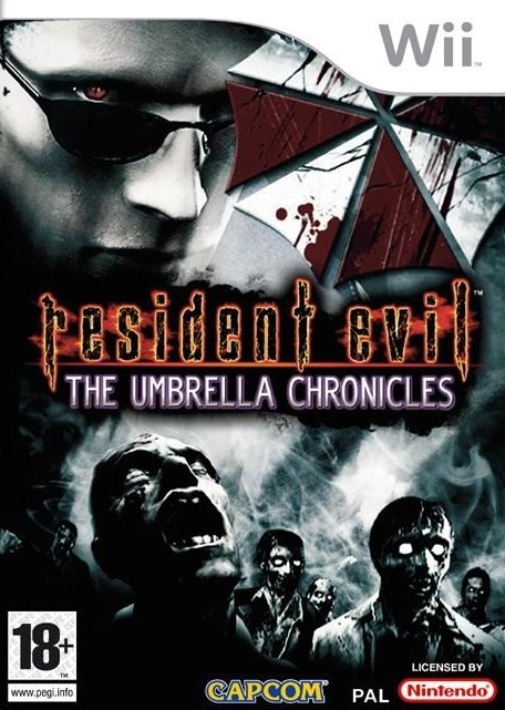 Boxshot Resident Evil: The Umbrella Chronicles