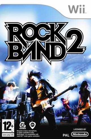 Boxshot Rock Band 2