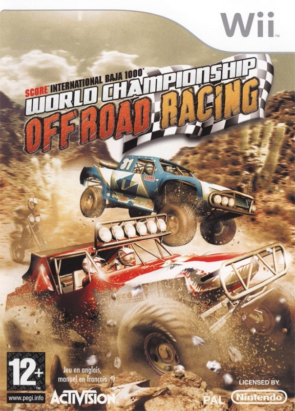 Boxshot SCORE International Baja 1000 World Championship Off Road Racing