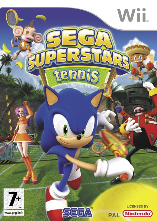 Boxshot SEGA Superstars Tennis