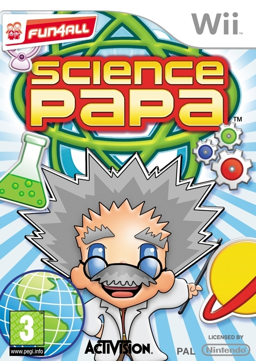 Boxshot Science Papa