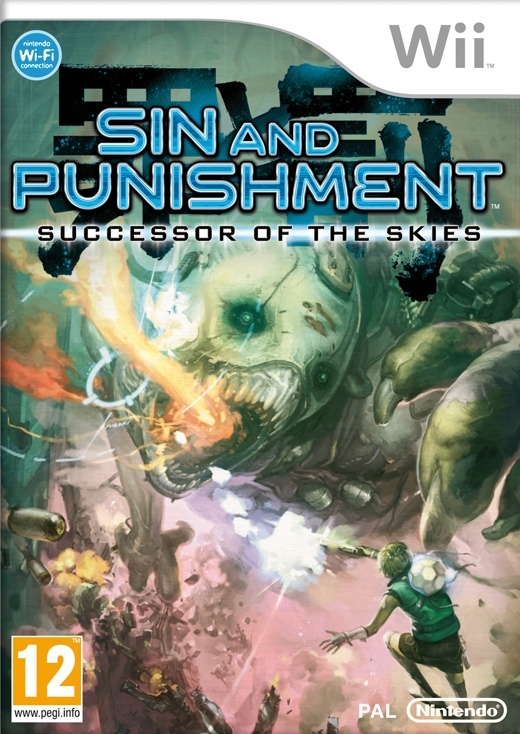 Boxshot Sin and Punishment: Successor of the Skies