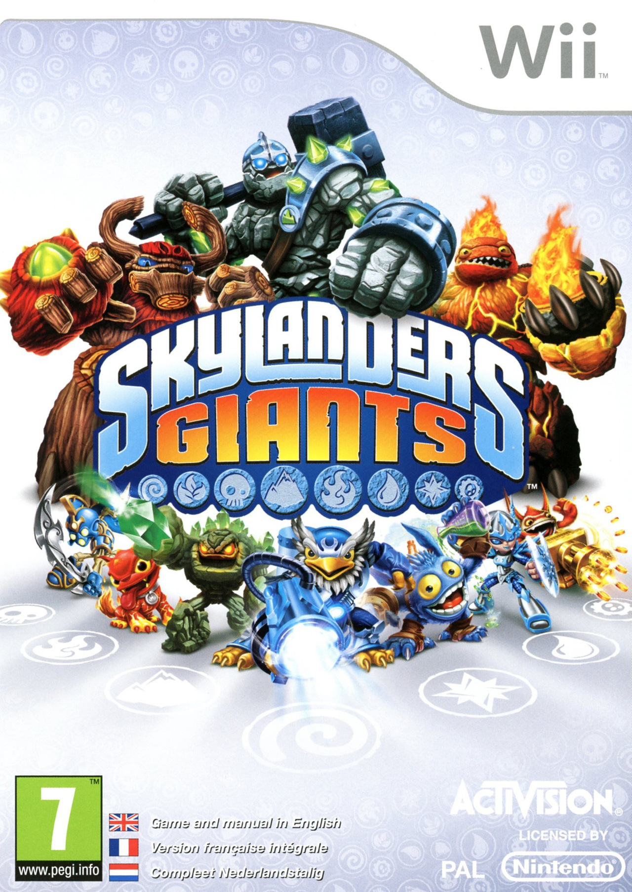 Boxshot Skylanders Giants