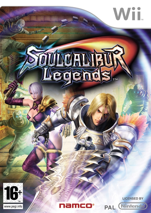 Boxshot Soulcalibur Legends
