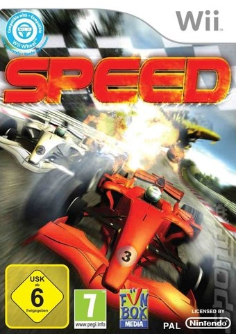 Boxshot Speed