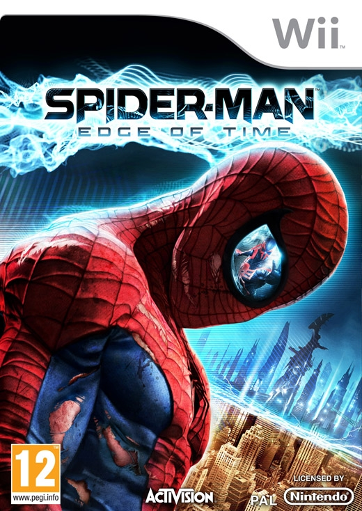 Boxshot Spider-man: Edge of Time