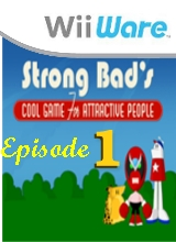 Boxshot Strong Bad Episode 1 - Homestar Ruiner