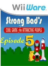 Boxshot Strong Bad Episode 5 - 8 Bit is Enough