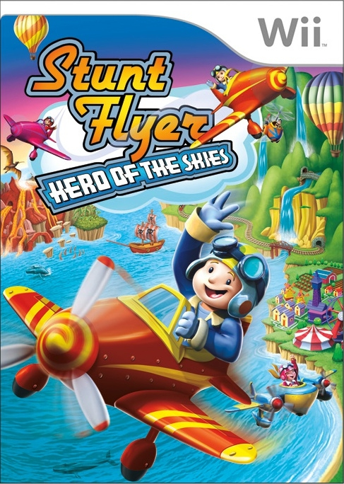 Boxshot Stunt Flyer: Hero of the Skies