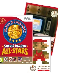 Boxshot Super Mario All-Stars - 25th Anniversary Edition
