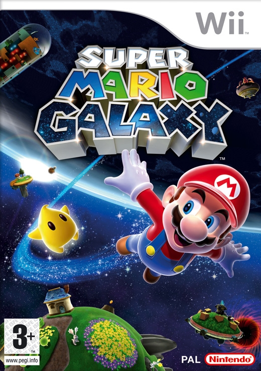 Boxshot Super Mario Galaxy
