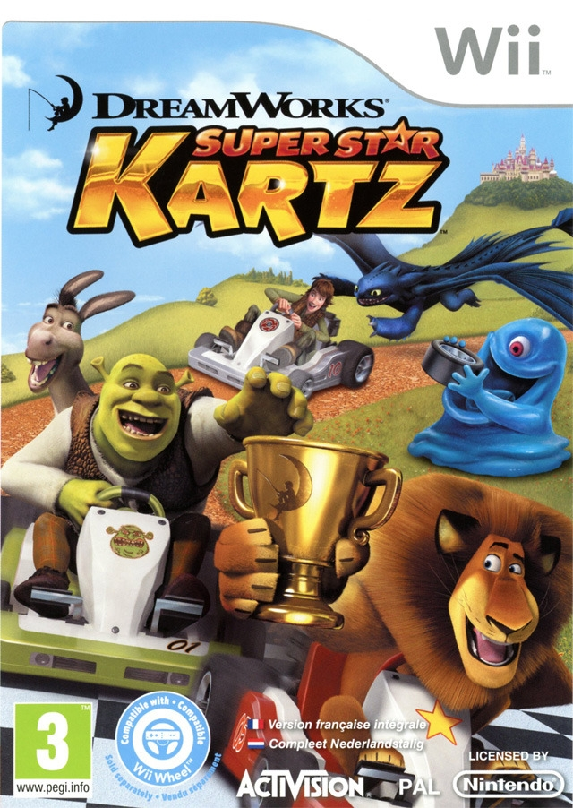 Boxshot Super Star Kartz