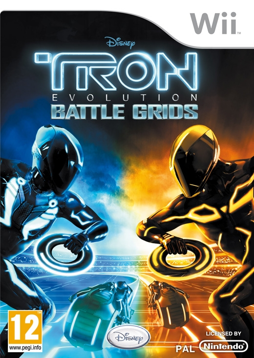 Boxshot TRON: Evolution - Battle Grids