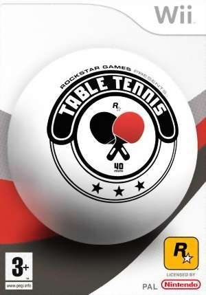 Boxshot Table Tennis: Rockstar Games Presents