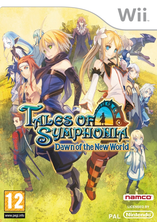 Boxshot Tales of Symphonia: Dawn of The New World
