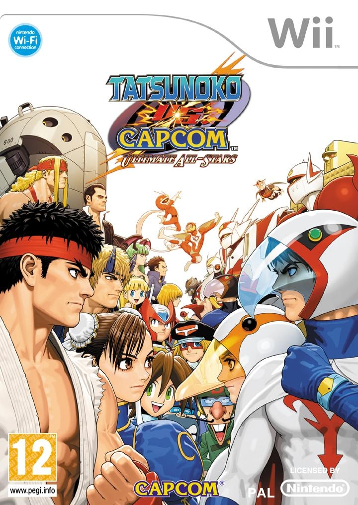 Boxshot Tatsunoko vs. Capcom: Ultimate All-Stars