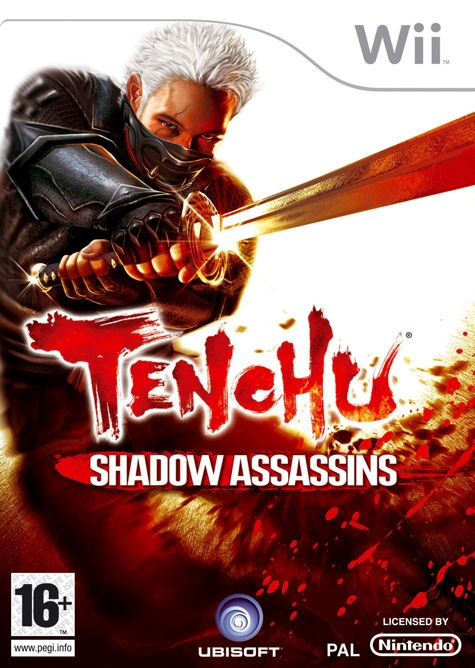 Boxshot Tenchu: Shadow Assassins