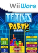 Boxshot Tetris Party