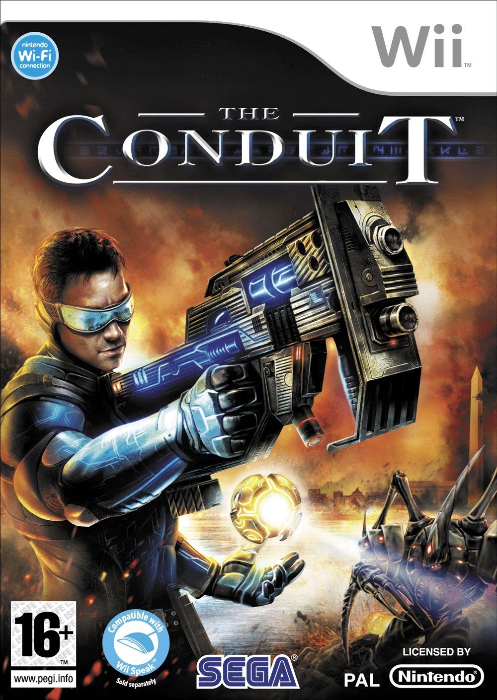 Boxshot The Conduit