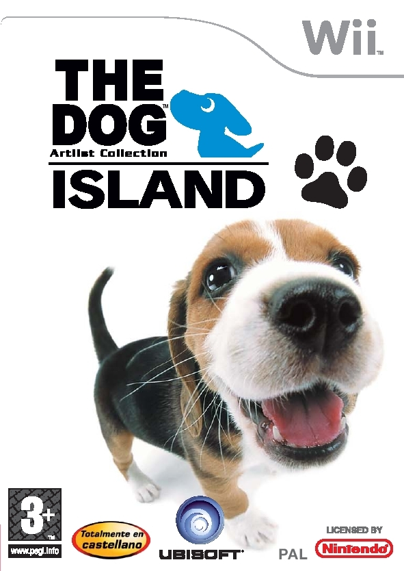 Boxshot The Dog Island