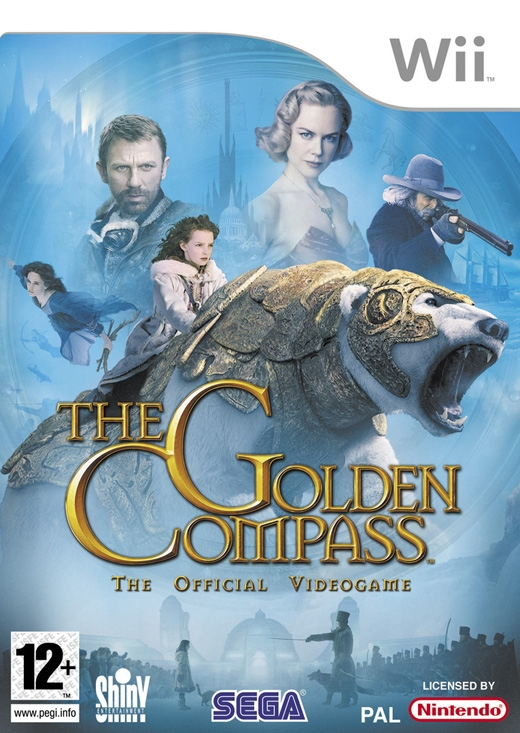 Boxshot The Golden Compass