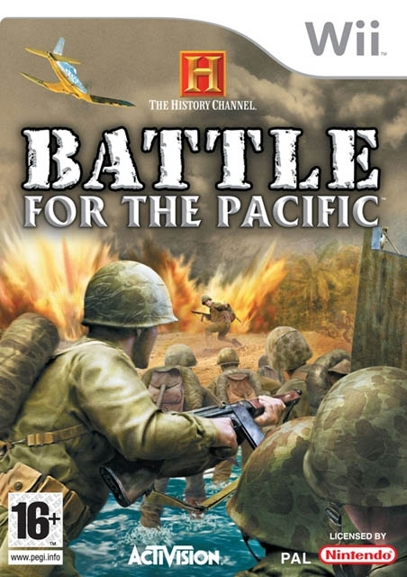 Boxshot The History Channel: Battle for the Pacific